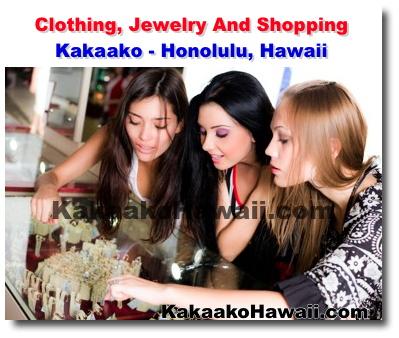 Clothing stores in honolulu hawaii