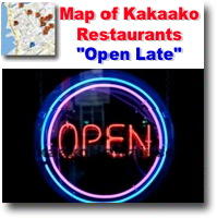 What Restaurants Are Open Late Best